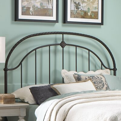 Slat Headboard Size: King