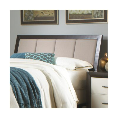 Furniture-Monterey Upholstered Headboard Size Queen