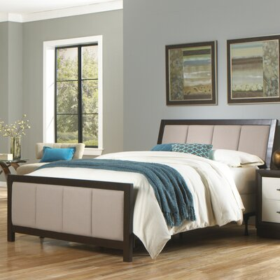 Monterey Upholstered Panel Bed