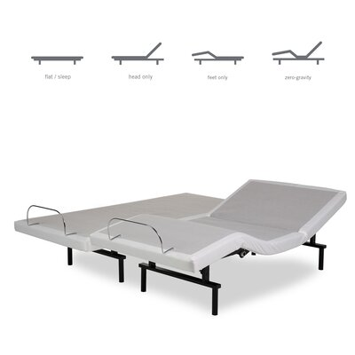 Split California King Adjustable Bed