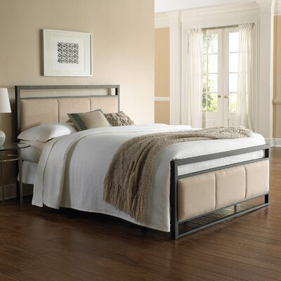 Danville Full/Double Upholstered Panel Bed