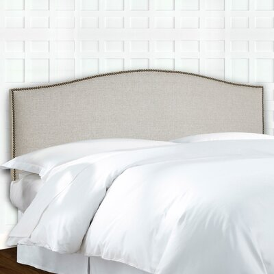 Zoee Upholstered Panel Headboard Size: King / California King