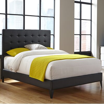 Sullivan Upholstered Panel Bed Size: King