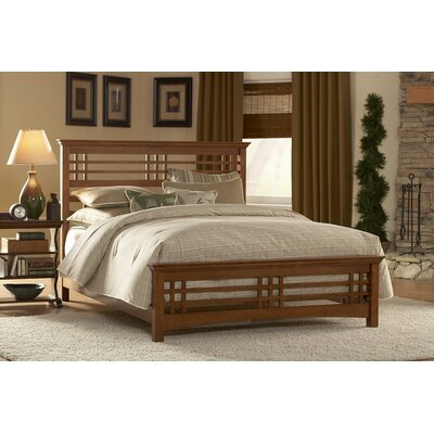 Avery Panel Bed Size: King