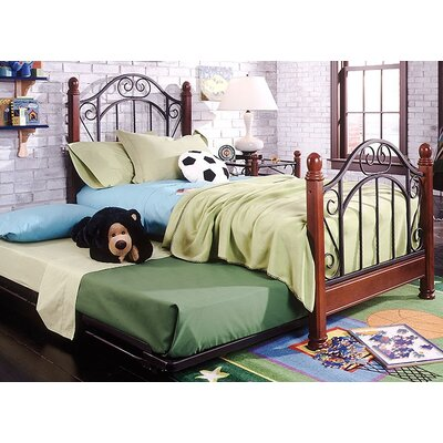 Baptist Child's Twin Bed with Optional Trundle Unit