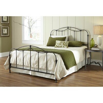 Affinity Panel Bed Size: King