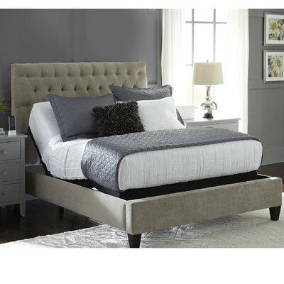 Adjustable Bed Size: Split Cal King