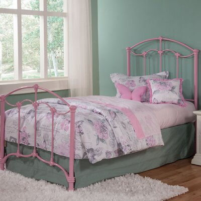 Arielle Slat Bed Size: Full