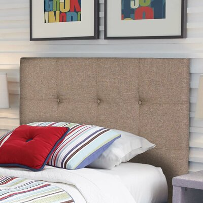 Betty Upholstered Panel Headboard Size: Full