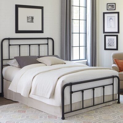 Yaqi Panel Bed Size: Twin