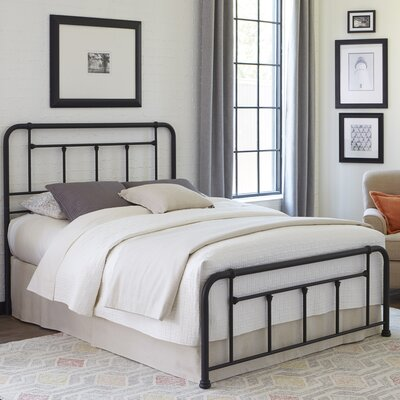 Maryellen Panel Headboard and Footboard Size: Full
