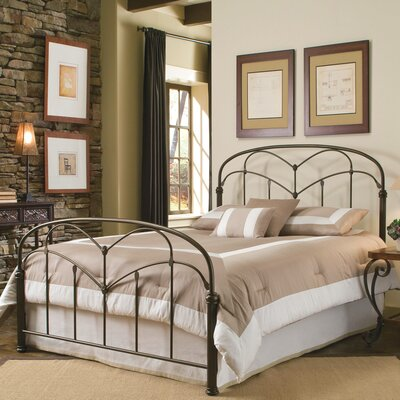 Rockaway Panel Bed Size: King