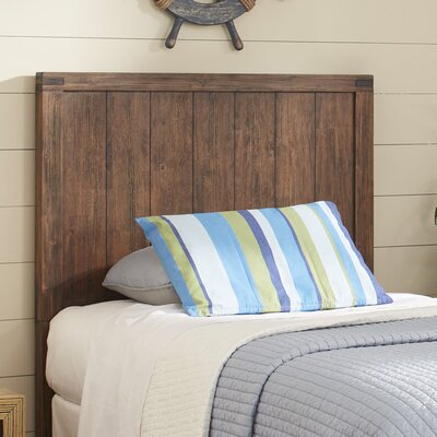 Concetta Wood Panel Headboard Size: Full