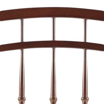 Bailey Slat Headboard Size: Full/Queen