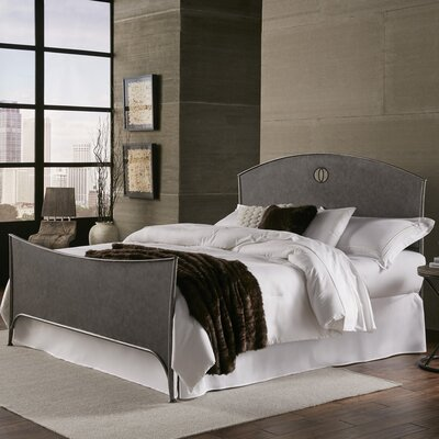 Katara Panel Headboard and Footboard Size: Queen