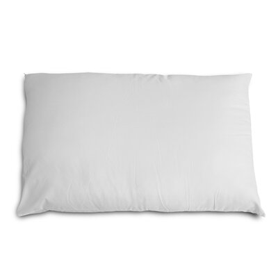 Deluxe Cover Fiber Pillow Size: 18 x 28