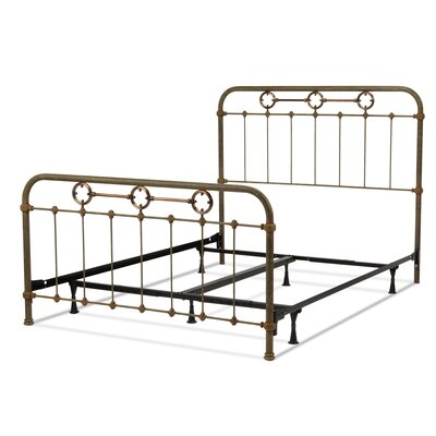 Hannes Panel Bed Size: Queen