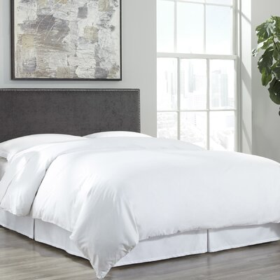 100% Cotton 3 Piece Duvet Set Size: Queen, Color: White