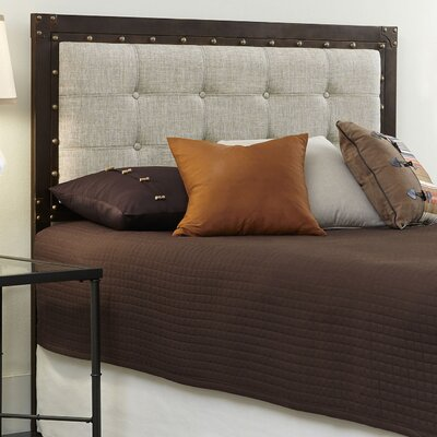 Danvers Panel Headboard Size: King