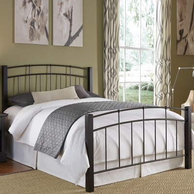 Sullivan California King Panel Bed
