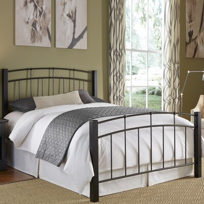 Sullivan Panel Bed Size: California King