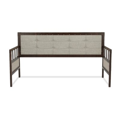 Danvers Metal Daybed with Button-Tufted Upholstery