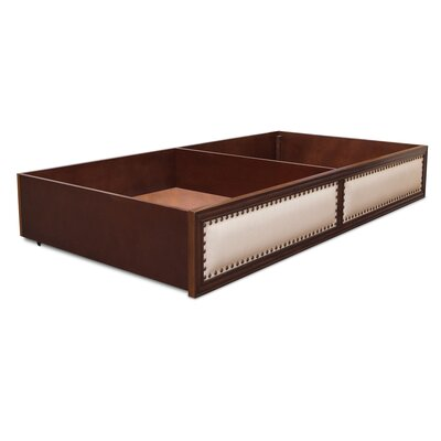 Corvin Roll Out Wood Trundle Unit