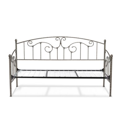 Marcy Metal Daybed with Vertical Spindles Accessories: Link Spring