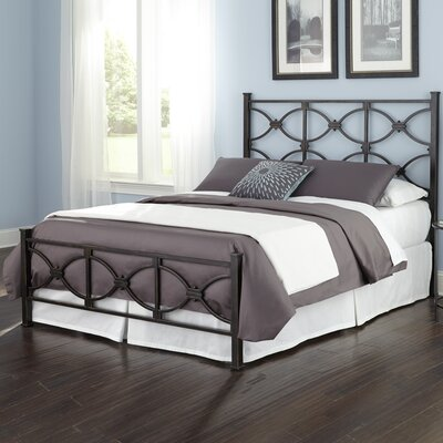 Cort Open-Frame Headboard and Footboard Size: King