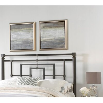 Easton Open-Frame Headboard Size: Queen