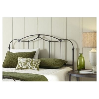 Ridgely Open-Frame Headboard Size: King