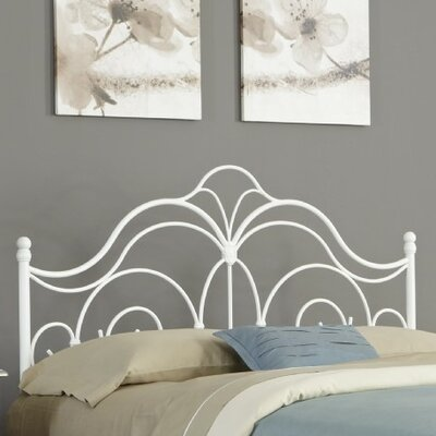 Avila Open-Frame Headboard Size: California King