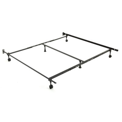Promotional Locking Rug Rollers Bed Frame