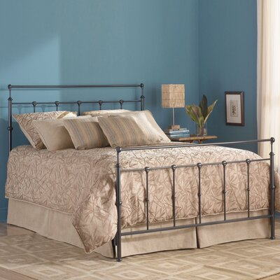 Bastia Panel Bed Size: King