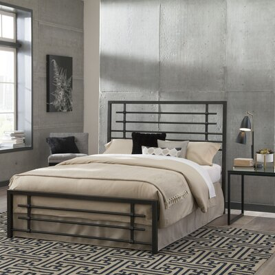 Dreketi Panel Bed Size: California King