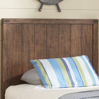 Concetta Wood Panel Headboard Size: Twin
