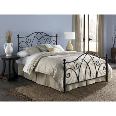 Deland Panel Bed Size: King