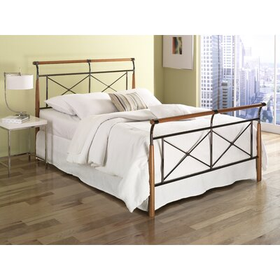 Easy financing Kendall Bed Size: Queen...
