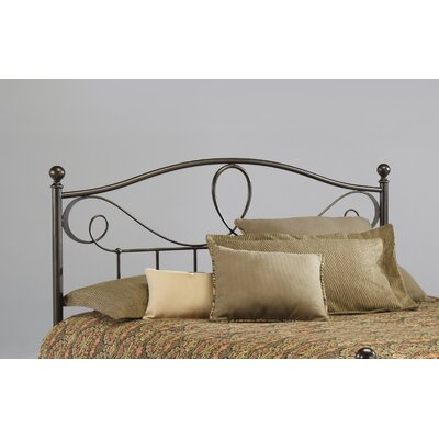 Credit for Sylvania Metal Headboard Size: Full...