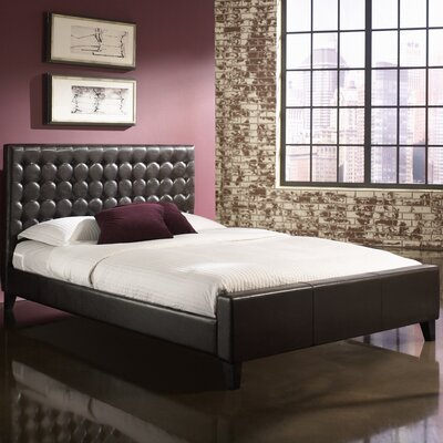 Fashion Bed Group B71L14 Aria Sable Full Platform Bed
