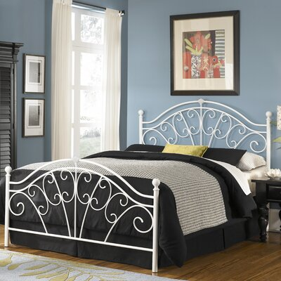 Financing Wingate Metal Bed Size: King...