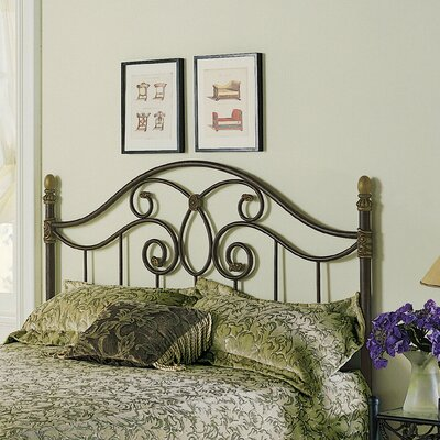 Financing for Dynasty Metal Headboard Size: King...