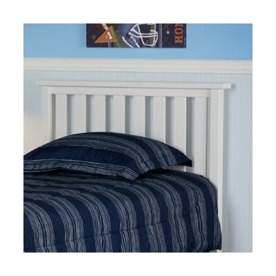 FBG Belmont Slat Headboard - Finish: White, Size: Full/Queen at Sears.com