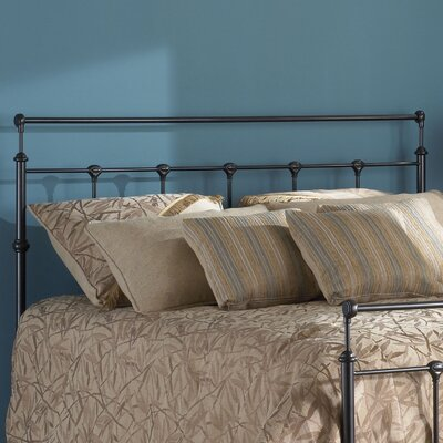 Furniture financing Winslow Metal Headboard Size: Queen...