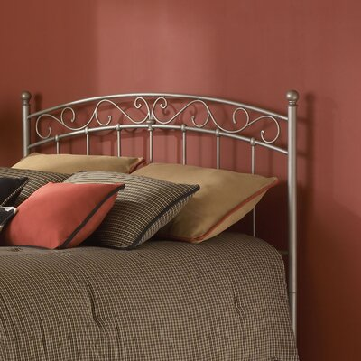 Rent Ellsworth Metal Headboard Size: Twi...