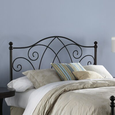 Furniture rental Deland Metal Headboard Size: Full...