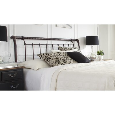Legion Slat Headboard Size: King