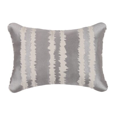 Santorini Linen Throw Pillow Color: Stone