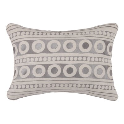 Athens Linen Throw Pillow Color: Stone