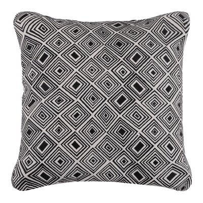Nomad Linen Throw Pillow Color: Graphite